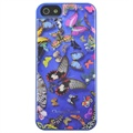 Capa BigBen Interactive Christian Lacroix Butterfly para iPhone 6 - Azul