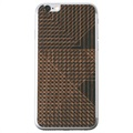 Lazerwood Skin para iPhone 6 - Cell Division Black