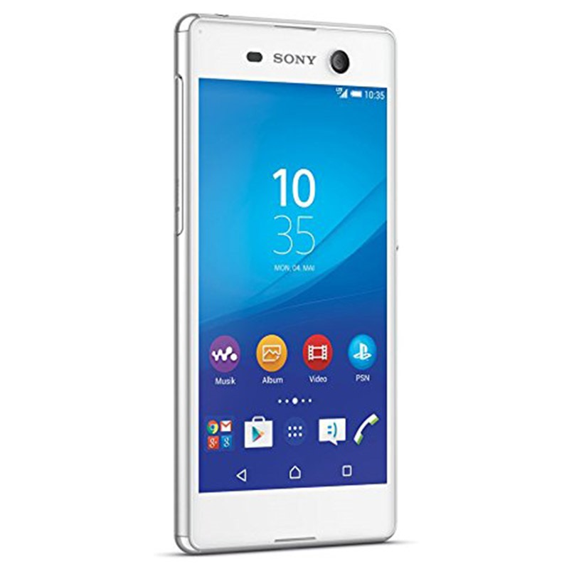 sony xperia m5 16gb white. Black Bedroom Furniture Sets. Home Design Ideas