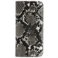 iPhone 6 / 6S Adidas Moulded Snake Book Case - Black