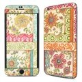 Película Decorativa Ikat Floral Para iPhone 6 Plus